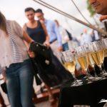 Bebida para pasajeros de Barco Clásico