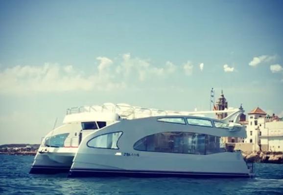 catamaran-para-fiestas-sitges