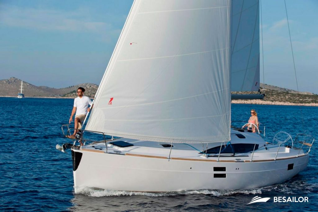 Elan 40 with distinctive Design, Style and Comfort