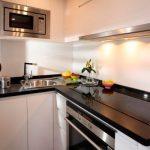 Coffee Maker in Kitchen of Doqueve 70 Yacht