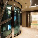 Superyacht nirvana luxury interior elevator