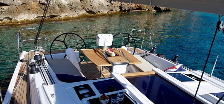 celebrar 50 cumpleaños en velero